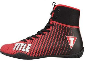 Title Predator II Boxing Shoes​