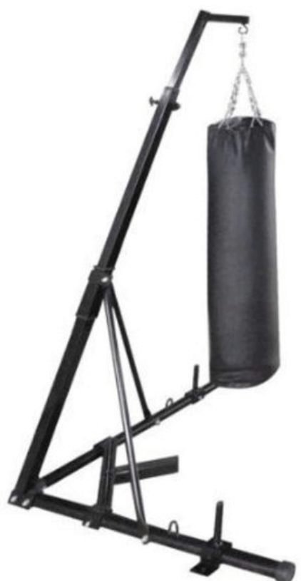 Freestanding Fold-able Boxing Bag Stand