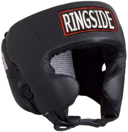 Ringside Competition-Like Boxing Headgear